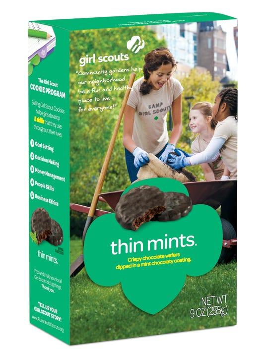 Thin Mints Box