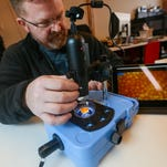 Minnesota group hopes to give kids access to microscopes