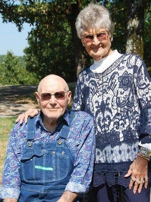 Walter and Ilene Webb