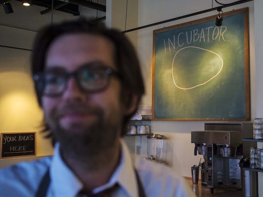 Aaron Josinsky, chef and co-owner of Misery Loves Co.