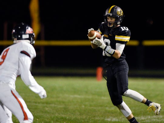 Hasbrouck Heights at Cresskill on Thursday, September