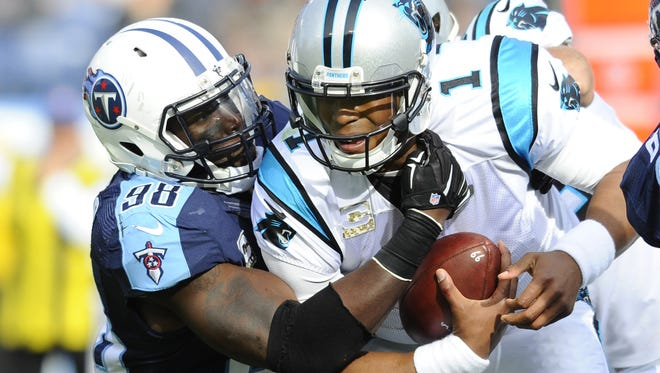 Titans linebacker Brian Orakpo hopes a stronger running game for the offense helps the defense in 2016.