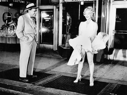 "Tom Ewell starred with Marilyn Monroe in ""The Seven"