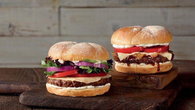 Jack in the Box's new rib eye burger is the latest example of a fast-food chain adding premium items to its menu.
