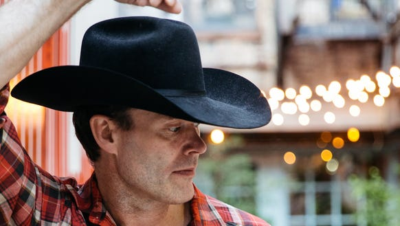 Country singer Corb Lund is performing at Bigs Bar