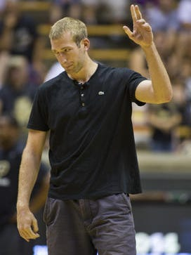 Former Purdue star and current Minnesota Timberwolves forward Robbie Hummel flirted with a rap career on Twitter.