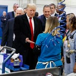 Carrier deal touted by Trump unusual for Indiana