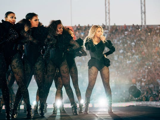 AP BEYONCE - THE FORMATION WORLD TOUR - HERSHEY A ENT CPAENT USA PA