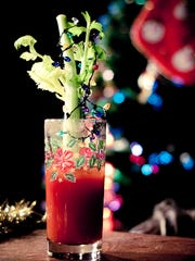 """Space 55 theater presents """"A Bloody Mary Christmas."""""""