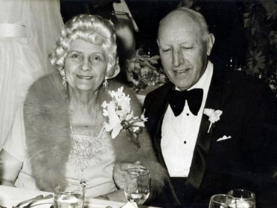 Anne and Willaford Leach, owners of Tuckahoe Mansion