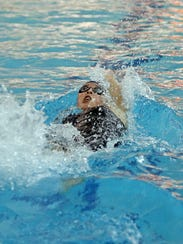 Ursuline's Josephine Panitz wins first place in the