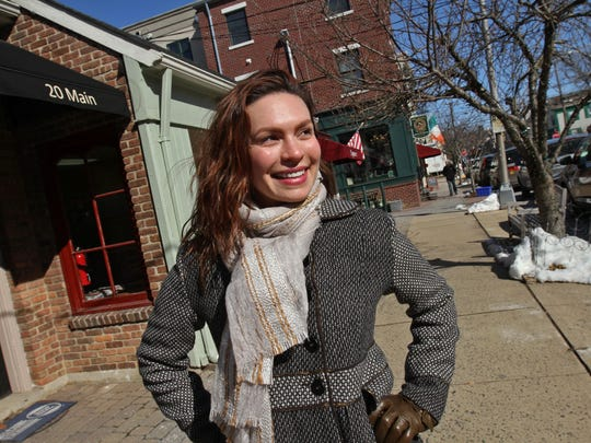Hunterdon-raised soul-jazz singer, Jessi Teich, has a look around Clinton where she grew up.