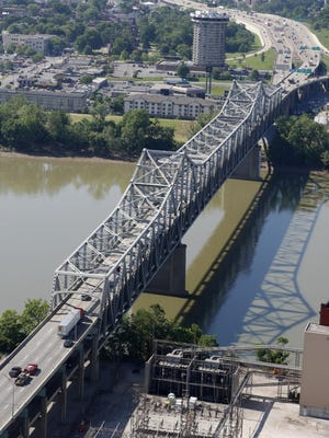 The Cincinnati USA Regional Chamber says it stands ready to work with Kentucky Gov. Matt Bevin on a funding plan for the Brent Spence Bridge.