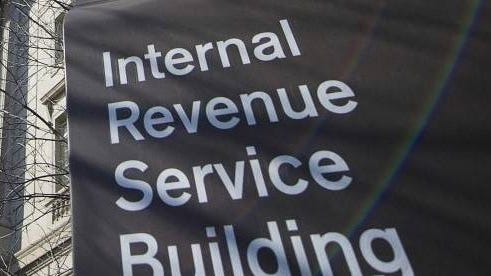 IRS office in Washington.