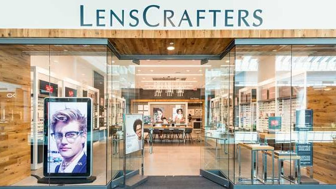 A LensCrafters store.