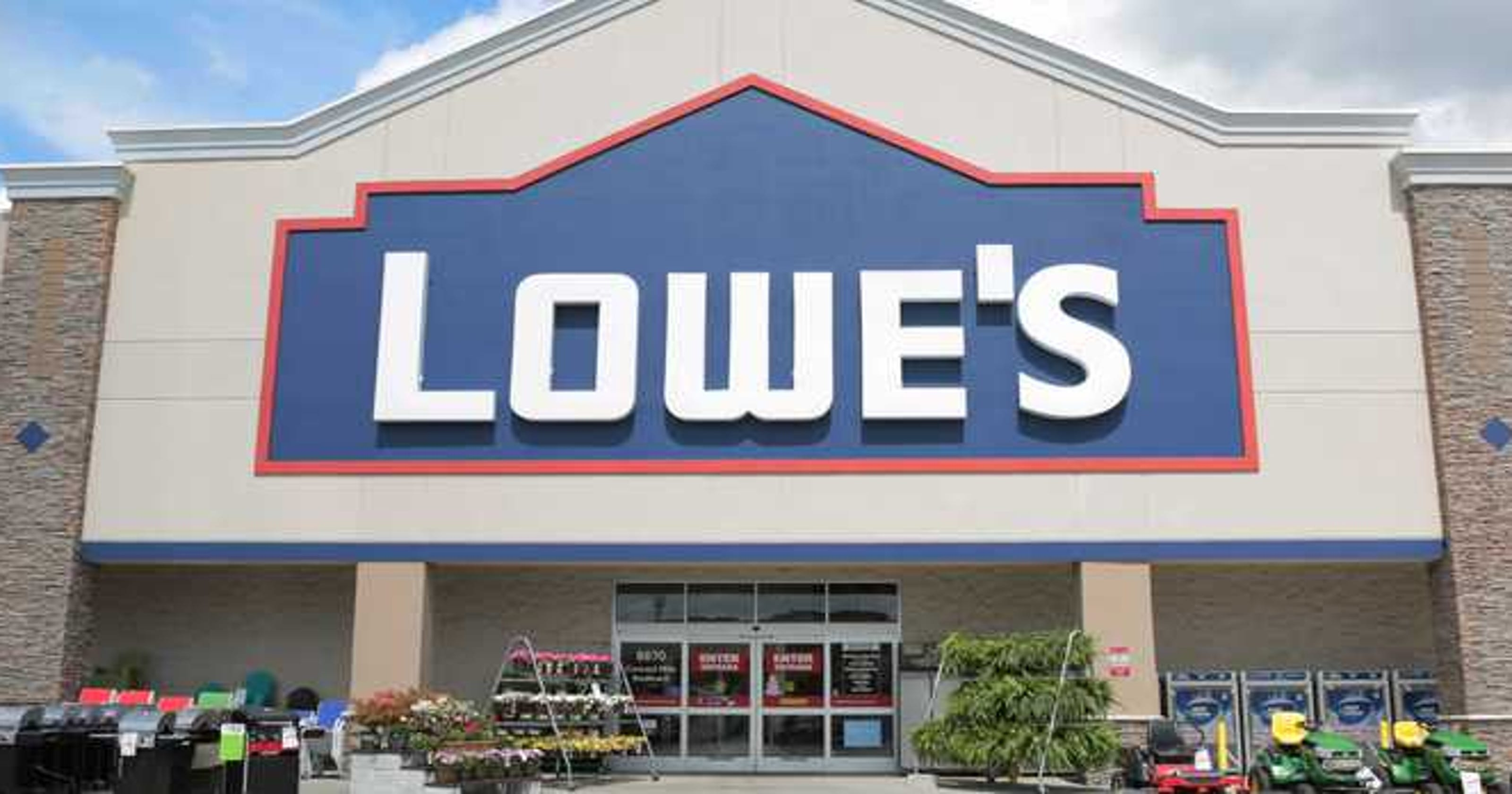 List of Lowe's stores closing: Company says 20 to shutter next year