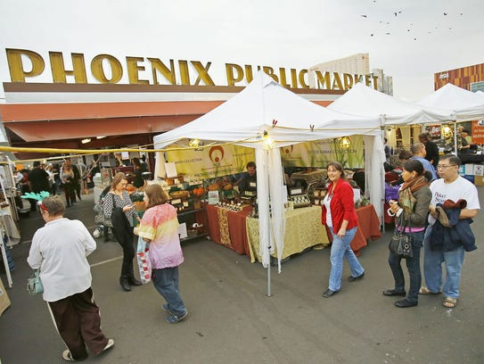 Hosted by the Asian Arizona Chamber of Commerce, this event will be held at Phoenix Public Market, April 21-22.