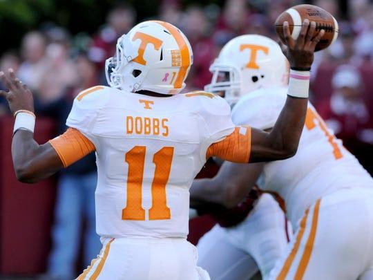 -Tennessee Quarterback_Hudg.jpg_20131031.jpg