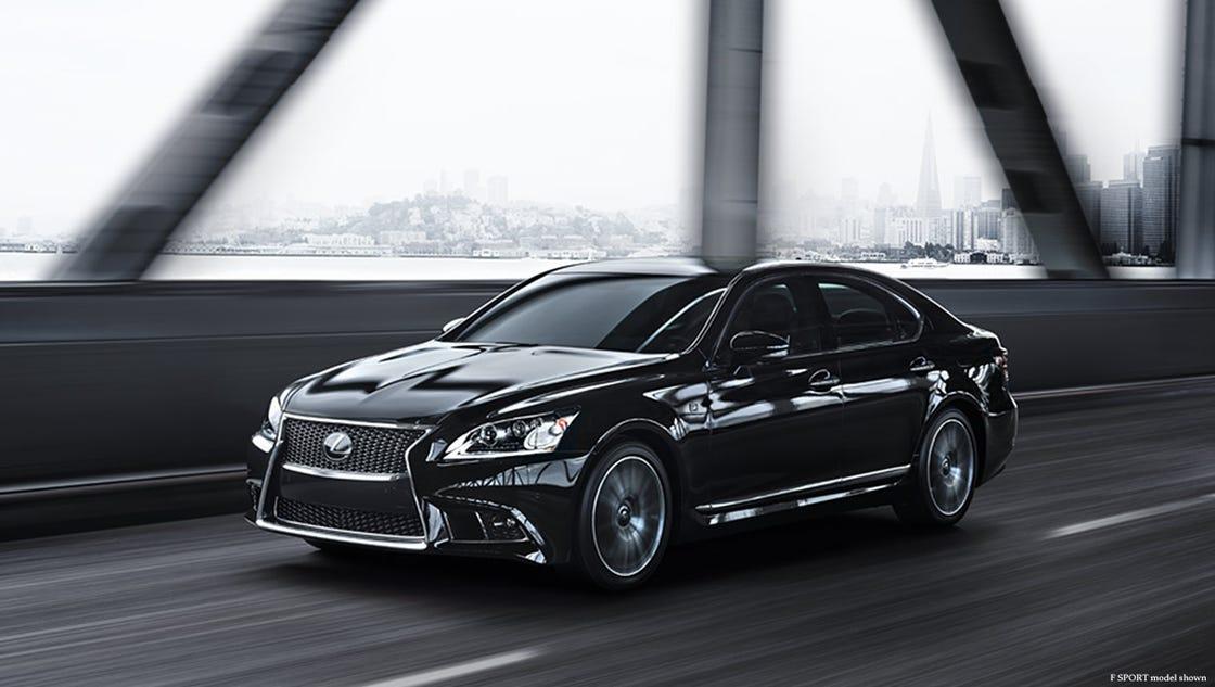 car review lexus ls 460 f sport. Black Bedroom Furniture Sets. Home Design Ideas