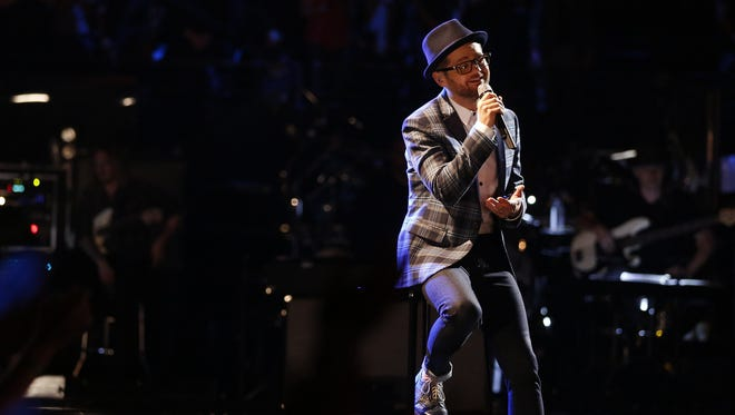 """Josh Kaufman is a Top 5 competitor on """"The Voice."""""""