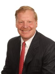 Ed Breen was appointed interim DuPont chief executive officer on Monday.
