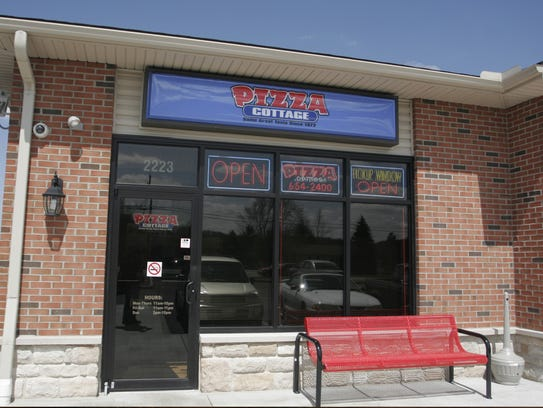 The Pizza Cottage chain was sold to Buffalo Wild Wings