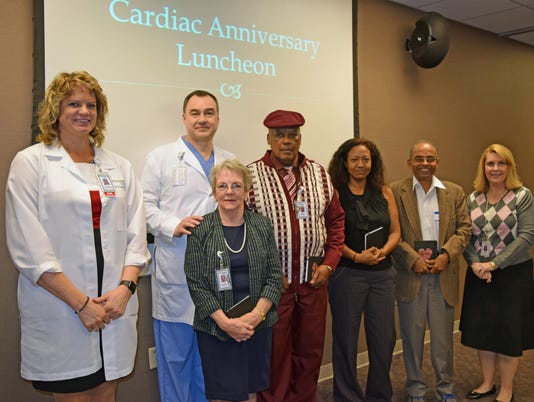 Tennova Healthcare Heart Surgery Patient Reunion