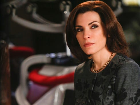 'The Good Wife' has kept viewers on Alicia's side by portraying Lockhart Gardner as a workplace many would recognize, and by not making her into a saint or the only empathetic character.