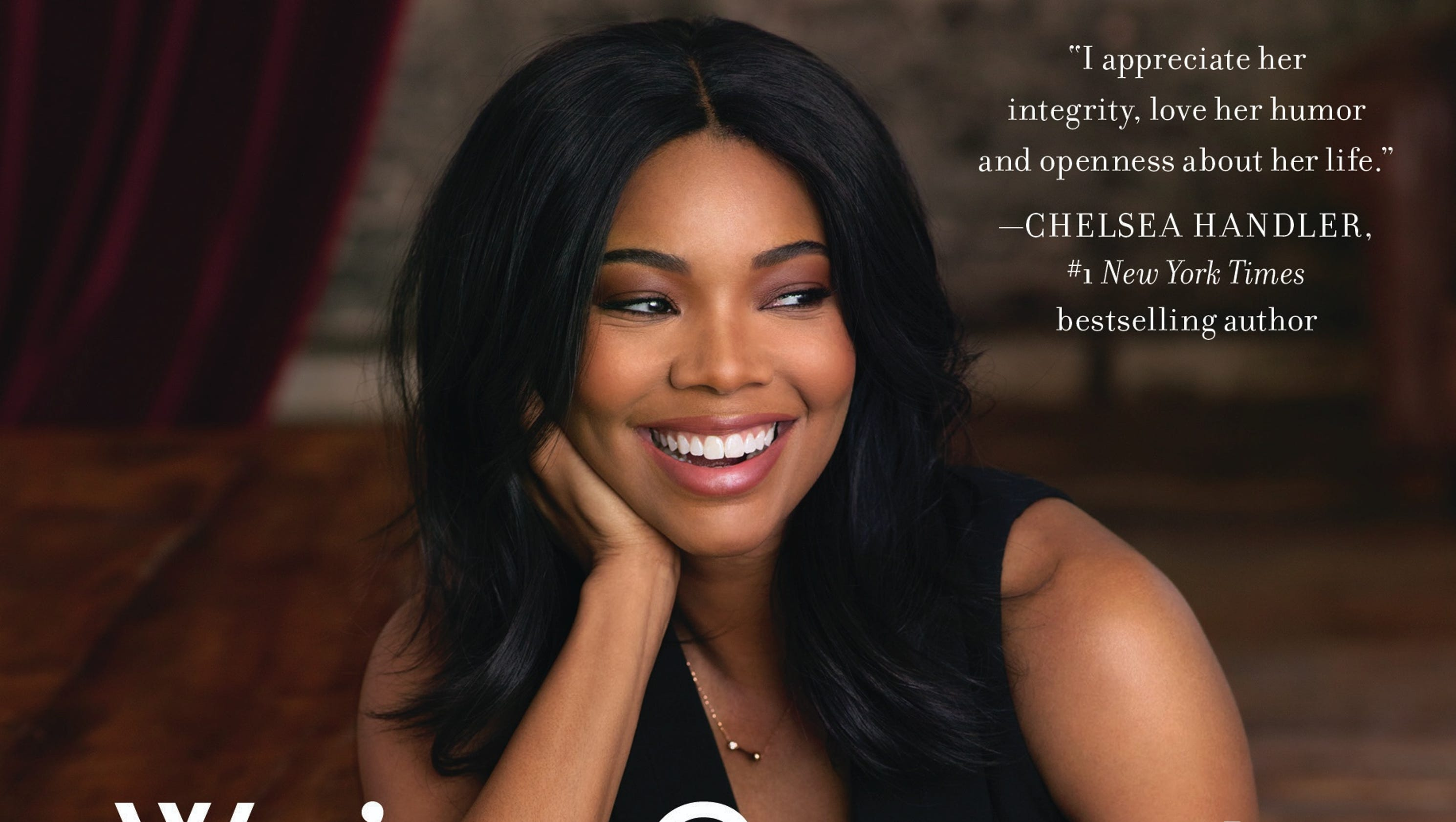 Gabrielle Union gets real about rape, relationships in her new book