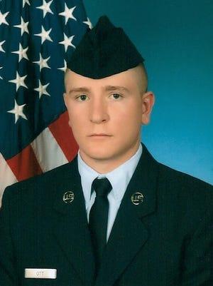 U.S. Air ForceAirman Alexander D. Ott