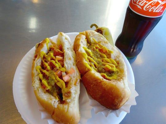 The Sonoran hot dogs from El Guero Canelo won a prestigious