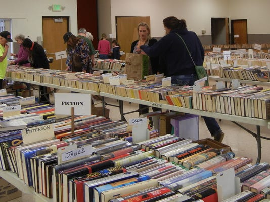 Stayton Library Book Sale