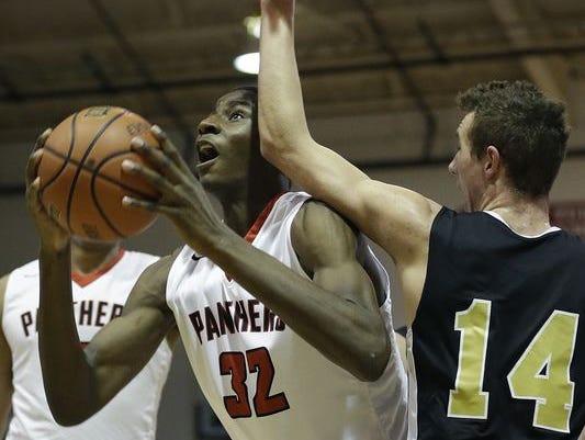 Park Tudor's Jaren Jackson Jr. was named to the all-Indiana Crossroads Conference team.