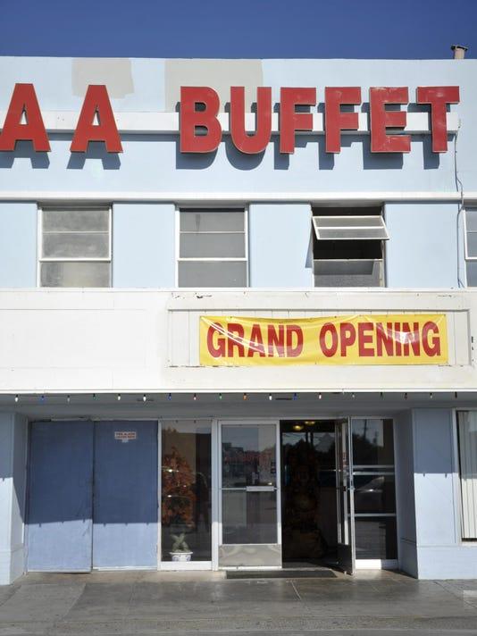INK --- AA Buffet