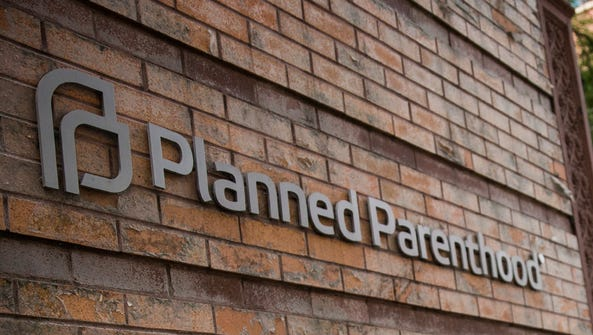 A Planned Parenthood office in New York.