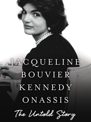 'Jacqueline Bouvier Kennedy Onassis: The Untold Story' by Barbara Leaming