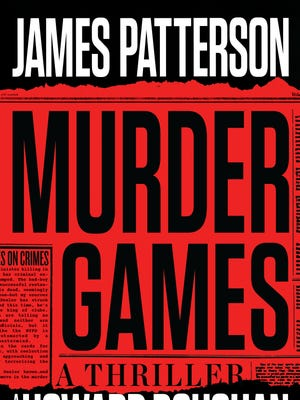 'Murder Games' by James Patterson and Howard Roughan