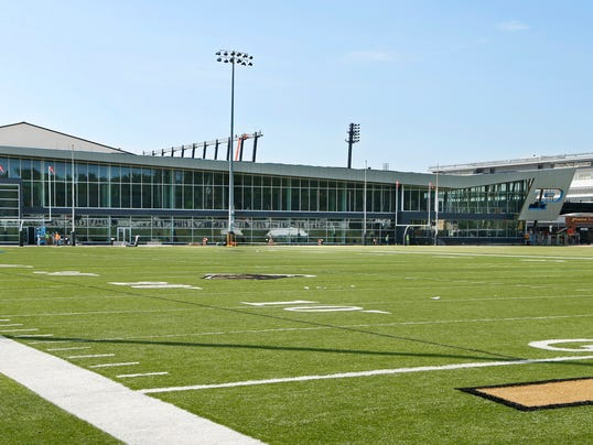 LAF Purdue Football Performace Complex