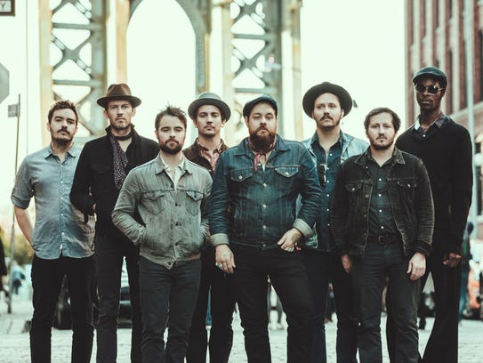 Nathaniel Rateliff & The Night Sweats is among many