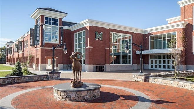 Marshfield High School. MPS photo