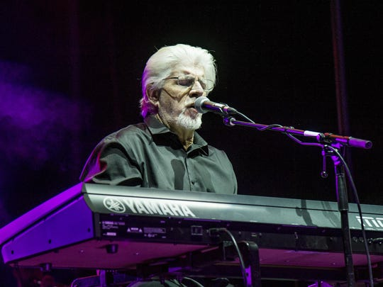 The Doobie Brothers with Michael McDonald will play DTE Energy Theatre on Aug. 2