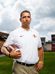 Matt Campbell is gearing up for his second season with