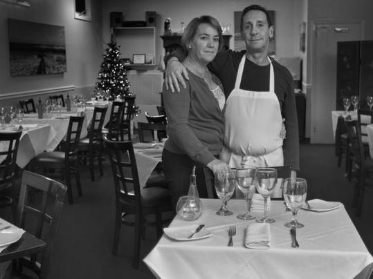 Karen and Daniel Picard have opened a modest eatery, Daniel's Bistro by the Sea in Avon, after superstorm Sandy wrecked