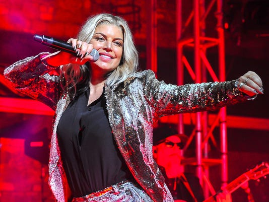 Fergie will host new Fox singing competition, 'The Four'