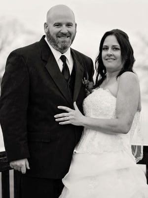 Mr. and Mrs. Joel Alan Walters