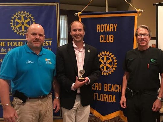 The International Dental Project at Sunrise Rotary Vero Beach has been recognized as the Vocational Service Project of the Year.