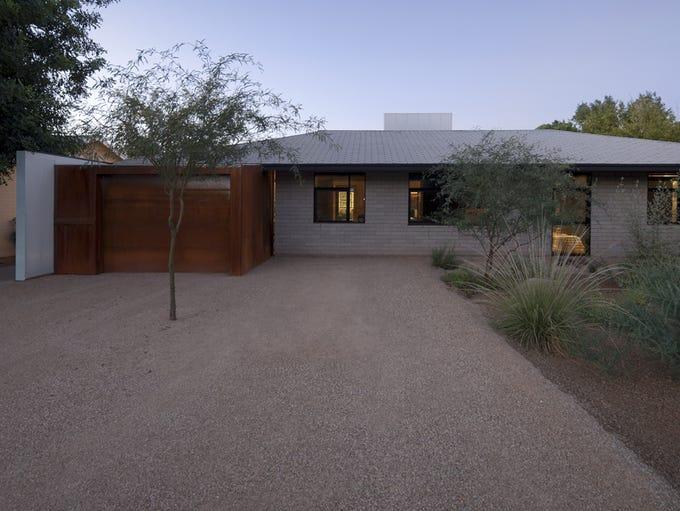 Architect couple Matthew and Maria Salenger built a