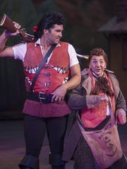 """Performers from around the country bring Disney memories to life for St. George residents in Tuacahn's production of Disney's """"Beauty and the Beast"""" on Thursday, June 18, 2015."""