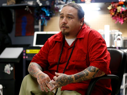 Electric Voodoo Tattoo manager Oso Avila talks about