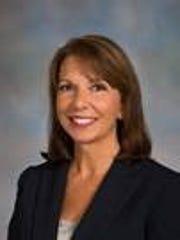Millville Senior High School Principal Kathleen Procopio.